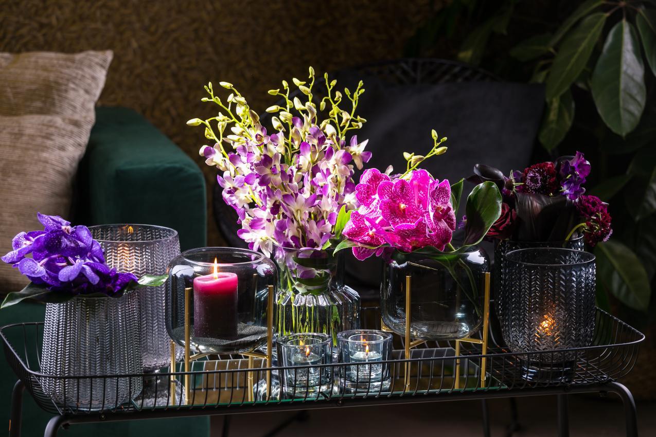 Eventfloristik; Blumendekoration; Eventausstattung