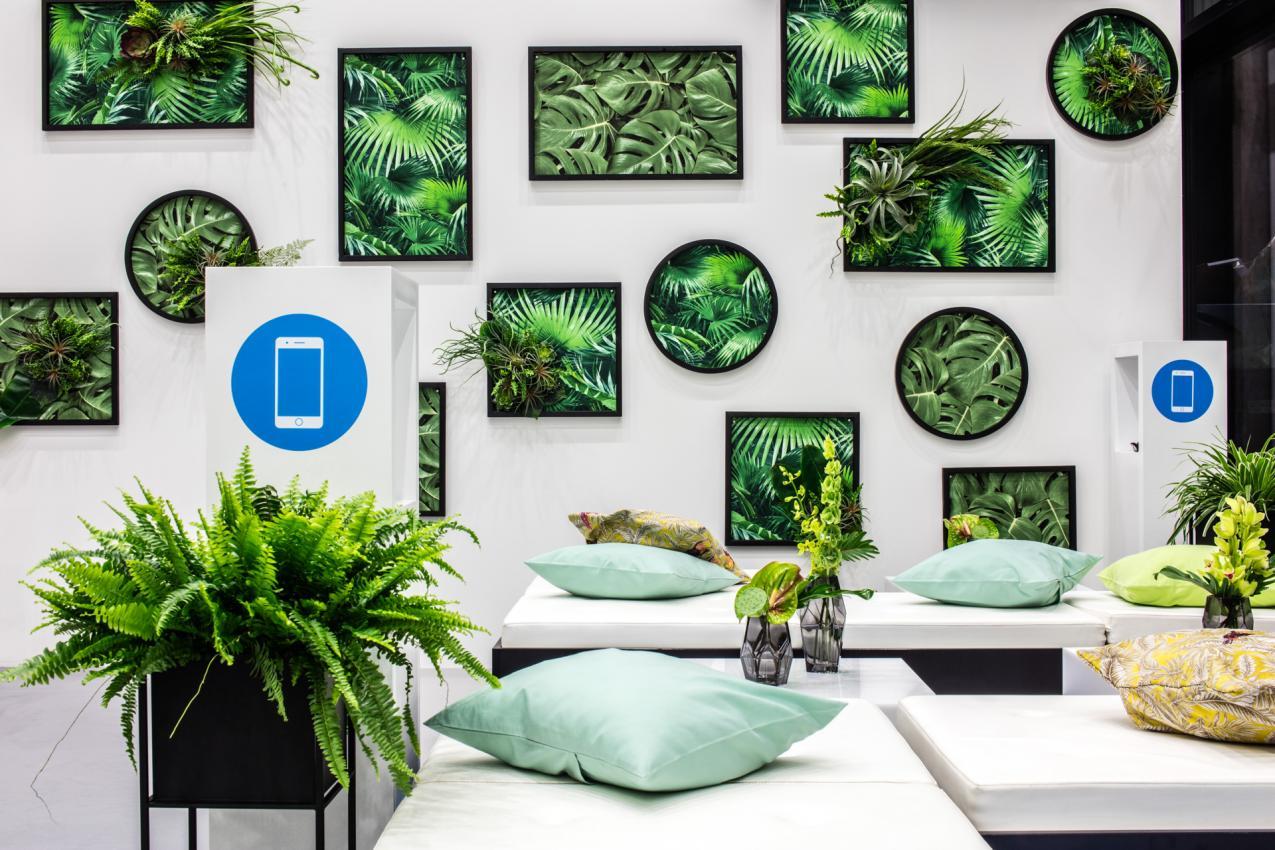 Messebau; Dekobau; Urban Greenery; Urban Gardening